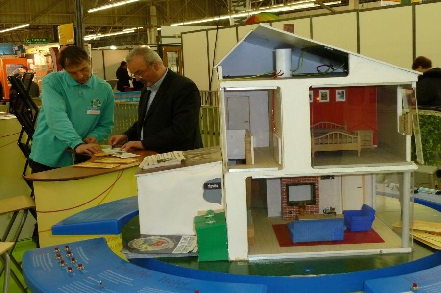 salon de l 39 habitat palais des congr s. Black Bedroom Furniture Sets. Home Design Ideas